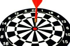 dartboard дротика Стоковая Фотография
