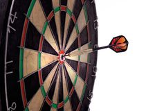 Dartboard_01 Royalty Free Stock Photos