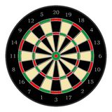 Dartboard_01 Royalty Free Stock Photography