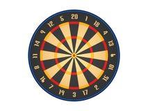 Dartboard Stock Afbeelding