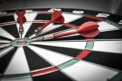 dartboard Stockfotografie