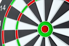 Dartboard, Royalty-vrije Stock Foto