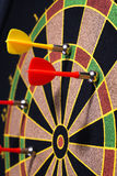 Dartboard Images stock