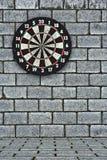 Dartboard Fotografia Stock Libera da Diritti