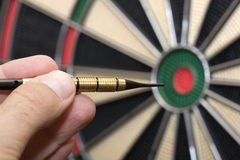 dartboard zdjęcie royalty free