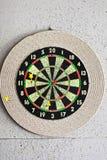 Dartboard Foto de archivo libre de regalías