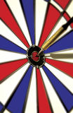 dartboard Royaltyfri Fotografi