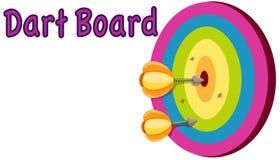 Dartboard Imagen de archivo