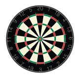 dartboard royaltyfri illustrationer