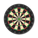 Dartboard Foto de Stock Royalty Free