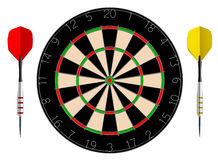 Dartboard Royalty Free Stock Photography