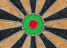 Dartboard Foto de Stock