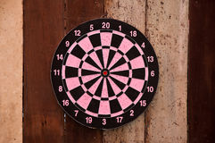 The Dartboard Royalty Free Stock Photos