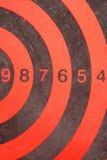 dartboard arkivbilder