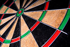 Dartboard. Stock Foto's