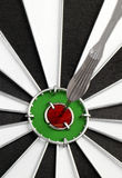 dartboard fotografia stock