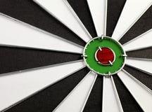 dartboard Lizenzfreies Stockfoto