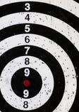 dartboard Imagem de Stock Royalty Free
