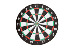 Dartboard Royalty Free Stock Photos
