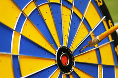 dartboard Stockfoto