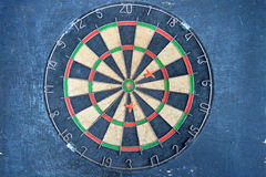 dartboard Immagine Stock