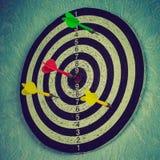 dartboard royaltyfri bild
