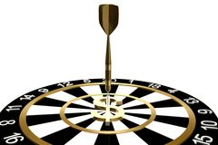 dartboard Photo stock