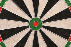 Dartboard abstract background Royalty Free Stock Photography