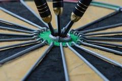 Dartboard Close Up Stock Photos