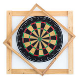 Dartboard for darts game Stock Images