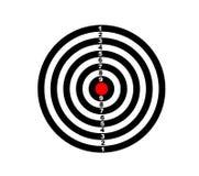 Dartboard for darts game vector illustration eps10. On white background vector illustration