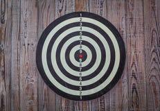 Dartboard  (Darts Hit Target) Stock Images