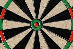 Dartboard Stock Image