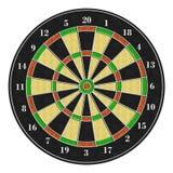 Dartboard~ Doel Royalty-vrije Stock Afbeeldingen