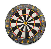 Dartboard game target Royalty Free Stock Photography