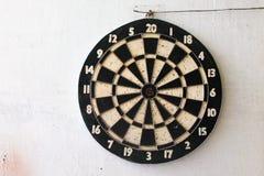 Dartboard tła gry Zdjęcia Stock