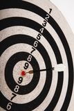 Dartboard target Royalty Free Stock Images