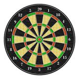Dartboard ~ Target Royalty Free Stock Images