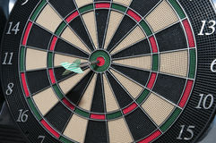 Dartboard to play Royalty Free Stock Images