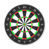 Dartboard Royalty Free Stock Image