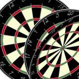 Dartboards Stock Image