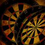 Dartboards Stock Photography