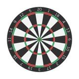 Dartboardsvector stock illustratie