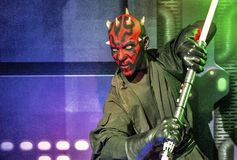 Darth Maul Stock Images