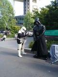 Darth Vader Imagen de archivo libre de regalías