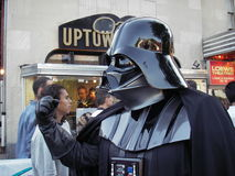 Darth Vader Images libres de droits