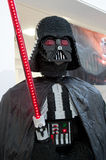 Darth Vader. Star Wars fans rally, Poland, Torun, September 10, 2011 Royalty Free Stock Image