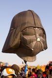 Darth Vader ballong fotografering för bildbyråer