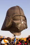 Darth Vader balloon Stock Image