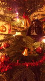 Darth Vader Christmastree Royaltyfria Foton